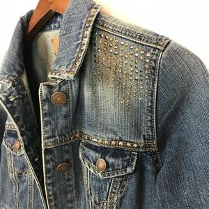 American Eagle Outfitters Denim Jean Jacket